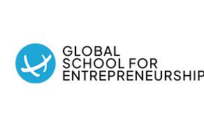 1-Global School logo black