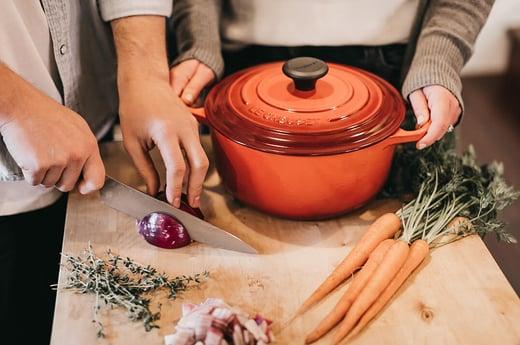 Op kamers: koken voor je huisgenoten