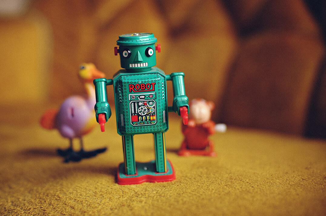 Nemen robots de wereld over?