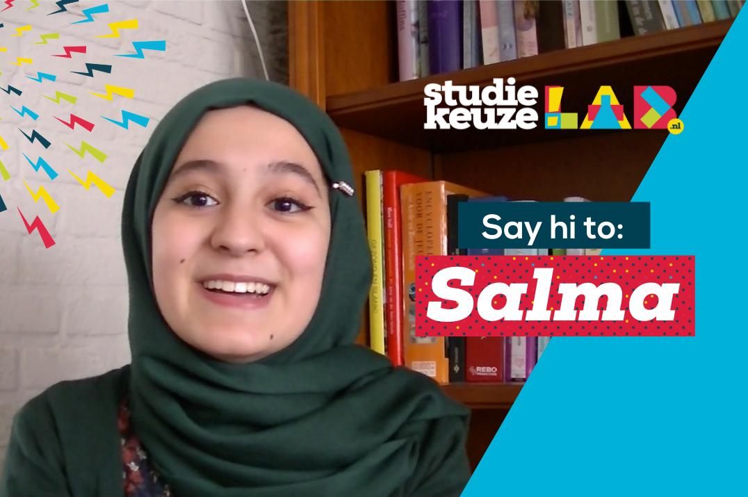 Vlog #1 Maak kennis met Salma