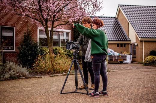 Het studieroer om: van psychologiestudente naar documentairemaakster