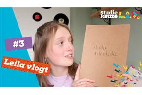 Hoe is het om online open dagen te volgen? Vlog #3 Leila