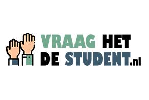 logo vraag het de student