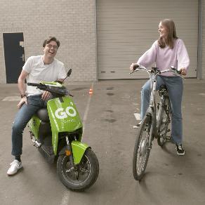 Welke van de twee is beter: een e-bike of e-scooter?
