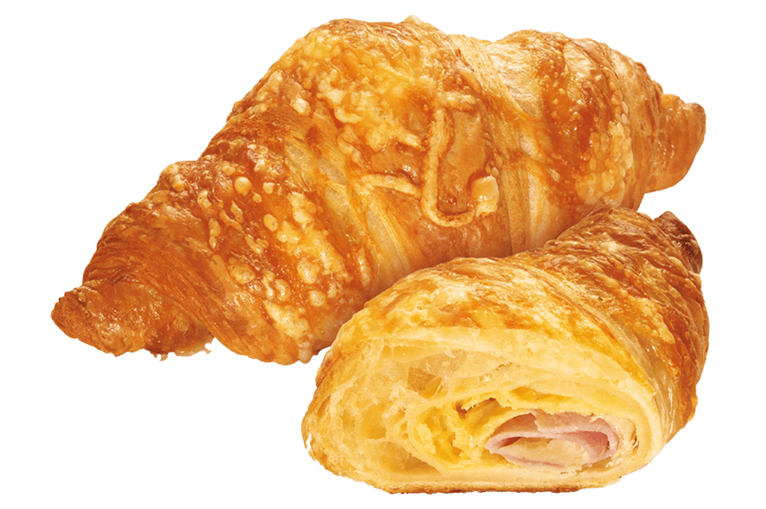 Hamkaascroissant